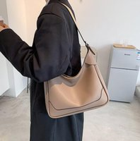 Wholesale small cross body shoulder wallet resale online - Brand New Shoulder Bags Leather Luxury Handbags Wallets High Quality For Women Bag Designer Totes Messenger Bags Cross Body