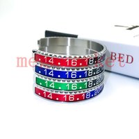 Wholesale stainless steel watch bracelet for mens for sale - Group buy Luxury Designer Fashion Bracelets For Womens Mens Watch Watches Style Cuff Bracelet High Quality Stainless Steel Men Jewelry Fashion Party