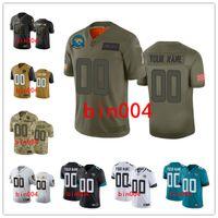 Wholesale elite football jerseys for sale - Group buy Customized Football Elite Jersey Jacksonville Jaguars MEN WOMEN YOUTH Nfl Home Vapor Untouchable embroidery S XL