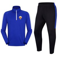 Elche Club de Fútbol men's football suit loose and comfortable Kids running training suit Autumn and Winter Soccer Tracksuits