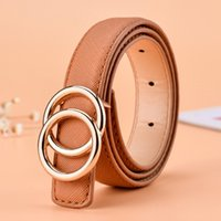 Wholesale free dhl buckle belt for sale - Group buy Free DHL INS Kids and Mother Designer PU Belts Kids Baby Belts Unisex Boys Girls Classic Needle Buckle Waistbands Children Belts