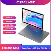 Wholesale Teclast M18 Tablet Inch GB GB Deca Core IPS Screen Android8 PC Notebook MP Rear MP Front G Network Call
