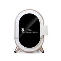 new technologies magic mirror skin analyzer machine with ipad for auto skin analysis smart skin analyzer