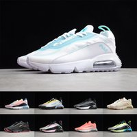 Wholesale mens walk shoes for sale - Group buy Air Running Shoes Mens Womens Triple Black Neymar Neon Highlighter Pink Foam Duck Camo Sneakers s Daily Walking Trainers