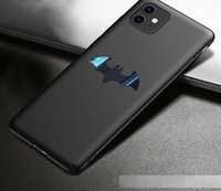Wholesale batman phone covers for sale – best Ultra thin Metal Batman Phone Case For iPhone Pro Max SE XSmax XR XS X Plus Magnetic Protection Cover