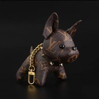 Wholesale box for dogs for sale - Group buy Newest Unisex Keychain Purse Pendant Bags Dog design Cars Chains Key Rings For Women Gifts Women Acrylic High Heeled Keychains No Box