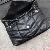 Designer bag Fashionable ladies handbags shoulder bags made of lambskin soft and delicate feel like embracing clouds matte hardware