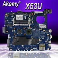 Wholesale la laptop for sale - Group buy Akemy X53U Motherboard For Asus K53U X53B K53B X53BY X53BR LA P laptop Motherboard X53U Mainboard E U