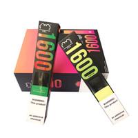 Puff XXL 1600 puffs Disposable Vape Pen Device Starter Kits Empty Disposable Device Kits Puff Flow Puff Xtra Plus edibles packaging runtz