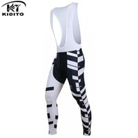 Wholesale fly racing for sale - Group buy KIDITOKT Shockproof D Gel Padded Coolmax Cycling Bib Pants Cycling MTB Bike Trousers Lycra Racing Bicycle Tights