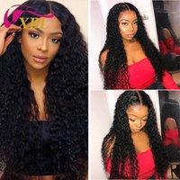 Wholesale xblhair resale online - Brazilian Virgin Hair Water Wave Bundles Brazilian Hair Weave Wet And Wavy Human Hair Bundles From XBLhair
