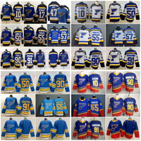 Wholesale tarasenko black ice jersey for sale - Group buy 47 Torey Krug St Louis Blues Hockey Jerseys Vladimir Tarasenko Ryan O Reilly Binnington Colton Parayko Schwartz David Perron