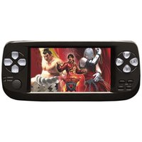 Wholesale pap video game resale online - Handheld Game Console Portable Video Game Console Inch gb Memory Classic Retro Game Console Pap Kiii For Kids Gift