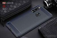 Wholesale i phones case online – custom 20 lite MAR LX1H Carbon fiber Shockproof Phone Case For Huawei Honor i i Cover Durable Flex Bumper