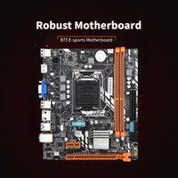 Wholesale ddr3 mainboard for sale - Group buy Jingsha B75 Motherboard M ATX DDR3 Mainboard Support LGA1155 Core CPU