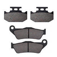 Wholesale brake pads clutch for sale - Group buy For K lw1 gv1 lw2 Up To gv Nissin Rear Caliper Motorcycle Front Rear Brake Pads Brake Disks