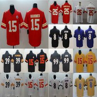 Wholesale chief jersey resale online - Kansas City Chiefs Patrick Mahomes Edwards Helaire Baltimore Ravens Jackson Football Limited Jersey