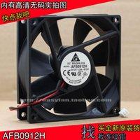 Wholesale 9cm 12v for sale - Group buy Original New Delta V A cm high volume server computer case fan AFB0912H mm cooling fan cooler