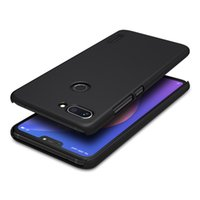 Wholesale nillkin matte hard cover case for sale – best For xiaomi mi lite case cover NILLKIN Frosted Matte hard back cover Gift Phone Holder for xiaomi lite mi8 lite case