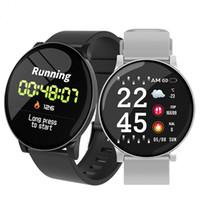 Wholesale huawei smartwatch waterproof for sale – best W8 Smart Watch IP67 Waterproof Heart Rate reloj inteligente Weather Forecast Smartwatch for Samsung Huawei Watch PK Active Gear Watch
