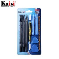 Wholesale opening tool kit for laptop resale online - Kaisi in Opening Tools kit For iPhone Screen Replacement Smart Phone Tablet Laptop Shell Case Repair Pry Bar Set
