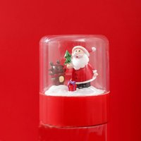 Wholesale sell electric for sale - Group buy Amazon Hot Selling Merry Chrsitmas Santa Claus Double Wall Insulated Thermos Portable Waterproof Vacuum Flasks Water Bottle EWD2364