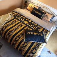 Wholesale chinese bedding comforter sets resale online - ipsr Designers Bedding Sets King or Queen Size Comforter Sets Bed Sheets BeddingBed Comforters Sets Warm