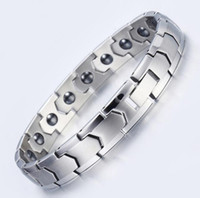 316 titanium steel bracelets bangle for mens wedding couples lovers gift jewelry