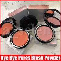 Wholesale pretty single resale online - Face Makeup Bye Bye pores blush natural pretty jennesa is quoi shades finish airbrush brightening Pressed blush highlight Pwder