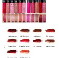 Wholesale vintage lipsticks for sale - Group buy NYX Lip Soft Matte Lip Cream SMLC matte lipstick Vintage Long Lasting NYX Lipgloss Colour Lasting moisturizing