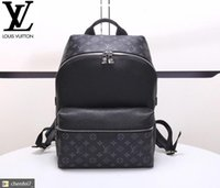 Wholesale rolling backpacks resale online - M30230 Personality trend backpack MEN FASHION BACKPACKS BUSINESS BAGS TOTE MESSENGER BAGS SOFTSIDED LUGGAGE ROLLING BAG
