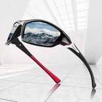 Wholesale sunglasses man polarised for sale - Group buy 2020 Unisex UV400 Men Polarised Driving Sun Glasses For Men Stylish Sunglasses Male Goggle Eyewears Fishing Male Goggle