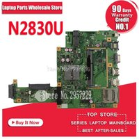Wholesale X453MA Motherboard N2830 REV For Asus X453M X403MA laptop Motherboard X453MA Mainboard test ok