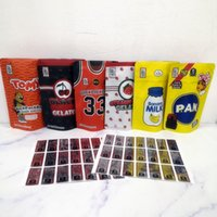 Wholesale strawberry milk for sale - Group buy New Arrival g BACKPACK BOYZ bags Strawberry Gelato Banana Milk PAN Tomyz Bags backpack boyz with hologram stickers Childproof bags