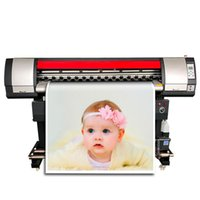 Wholesale eco solvent print resale online - Advertising M Eco Solvent Printer With Rip And Video Guide Best Vinyl Sticker Maker Xp600 Eco Solvent Printing Machine