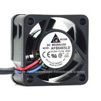 Wholesale 5v fan usb resale online - New Delta AFB0405LD V A cm switch Cooling Fan USB Fan x40x20mm cooler