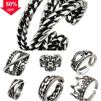 Wholesale men s white gold band for sale - Group buy nAX1e s The Fast and Steampunk cross bracelet Furious Crystal ring Cross Cross Men Necklaces Pendants Silver Color gold Maxi collares Vintag