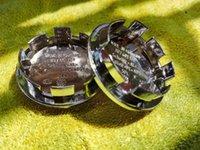 Wholesale volkswagen alloys for sale - Group buy 100pcs mm mm plating wheel center hub caps Logo badge emblems for Golf Jetta Mk5 Passat B6 for VW B7 Car styling