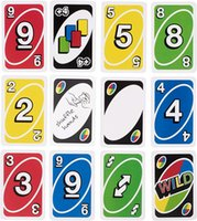 Wholesale uno game playing cards resale online - Mattel Games UNO Classic Tin Box Kartenspiel Casual Home Entertainment UNO Board Game Card Playing party Toys