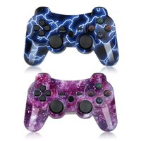 Wholesale console games pc resale online - K Ishako Bluetooth Game Controller For Ps3 Wireless Vibration Remote Control For Playstation Pc Console Gamepad jllBJW xjfshop