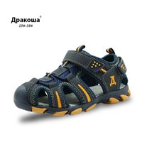 Wholesale closed toes sandals for sale - Group buy Apakowa rubber closed toe Kids sports sandal boys sandals children s summer beach sandals boys girls sandals for toddler kids