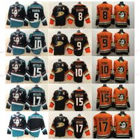 Wholesale 36 jersey for sale - Group buy Anaheim Ducks jerseys Teemu Selanne Paul Kariya Corey Perry Ryan Getzlaf Ryan Kesler John Gibson Cam Fowler hockey jersey