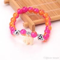 Wholesale pearl crystal bracelets for sale - Group buy Charm Bracelet Candy Chain Pearl Crystal Bracelets