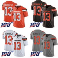 Wholesale odell beckham jr jersey browns resale online - Cleveland Browns Men Odell Beckham Jr Men s Women Youth th Season Vapor Limited Jersey