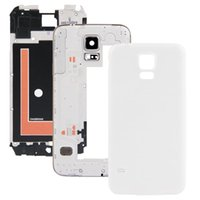Wholesale galaxy s5 full for sale – best Full Housing Faceplate Cover for Galaxy S5 G900