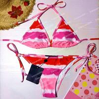New Women Swimsuits Bikini set Multicolors Summer Time Beach StyleWind Swimwear Read to Ship