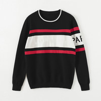 2020 FW New Arrival Top Quality Men's Clothing Paris Designer Sweaters Long Sleeve Size M-3XL #Give-1
