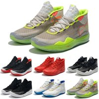 Wholesale kevin durant 12 high basketball shoes resale online - Kevin Durant XII KD Anniversary Sports Kids Basketball Shoes High Qaulitys Mens USA Elite KD12 Sneakers