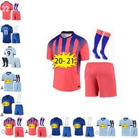 Wholesale soccer jerseys full set for sale - Group buy Thailand WERNER HAVERTZ CHILWELL ZIYECH Soccer Jerseys PULISIC Football Shirts KANTE MOUNT Men Kids sets Kits socks