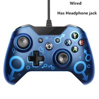 Wholesale wired xbox one controller for pc resale online - Wired Wireless Controller For Microsoft Xbox One Controller For Xbox One Slim Gamepad Pc Windows Ps3 For Xbox One jllCXN car_2010